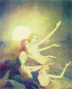 D p lathrop- little mermaid