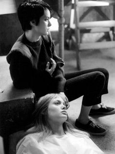 Girl, Interrupted (winona ryder and angelina jolie)