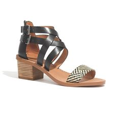 The Lora Sandal - sandals - Women's SHOES & SANDALS - Madewell