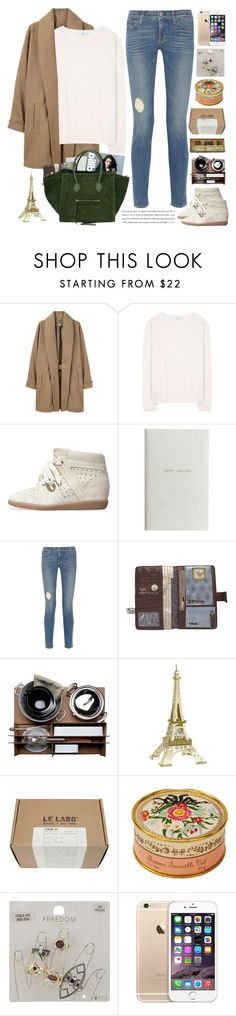 """""""2062. Love You Just The Way You Are!"""" by chocolatepumma ❤ liked on Polyvore featuring Surface To Air, Closed, Isabel Marant, Smythson, TEXTILE Elizabeth and James, CÉLINE, Malle W. Trousseau, Swarovski, Le Labo and Elizabeth Arden"""