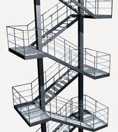 Resultado de imagen para escaleras metalicas precios en mexico