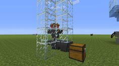 Picture of Minecraft Automatic Egg Farm