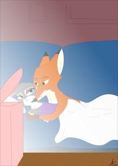 Zootopia Fanart, Stand By You, Fairytale, Fox, Fan Art, Deviantart, Cute, Fairy Tail, Fairytail