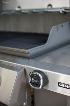 GENESIS II_4624 Weber Genesis, Bbq, Real Men, Luxury, Barbecue, Barrel Smoker