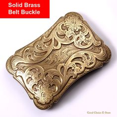 Barato Alta qualidade de acabamento do Vintage / estilo Retro homens de latão cobre fivela de cinto para homens, Flor, Compro Qualidade Fivelas & Ganchos diretamente de fornecedores da China:     High Quality Antique Finish Retro Men's 100% Solid Brass Copper Metal Belt Buckle for Men,Vintage,Skull HeadsUS