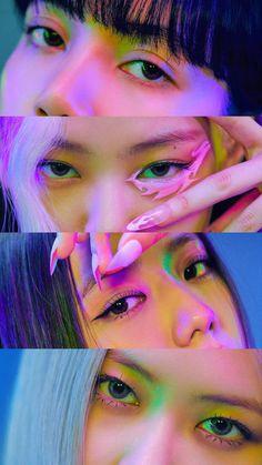 Blackpink Jennie, Kpop Girl Groups, Kpop Girls, Blackpink Poster, Lisa Blackpink Wallpaper, Black Roses Wallpaper, Cover Wallpaper, Wallpaper Lockscreen, Photo Star