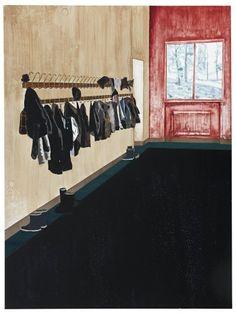 "Mamma Andersson - - ""cloak room""!!"