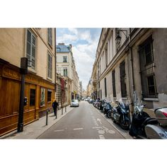 Paris Street Photo, French Home Decor, Paris Print, Fine Art... ($31) ❤ liked on Polyvore featuring home, home decor, wall art, european home decor, photographic wall art, paris france home decor, eiffel tower home decor and eiffel tower wall art