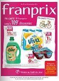Catalogue Franprix Carte Franprix: Jusqu'à plus de 109€ d'économies du jeudi 27 novembre 2014 au dimanche 30 novembre 2014 ( 27/11/2014 - 30/11/2014 )
