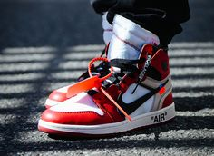 Watch out for fake Nike Off-White Air Jordans, get a 37 point step-by-step guide on goVerify.it