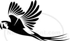 parrot tribal Art | Tribal Parrot Car Decal Window Sticker Wall Art 333 | eBay