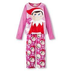 elf on the shelf boys 39 pajama set kids christmas pinterest. Black Bedroom Furniture Sets. Home Design Ideas