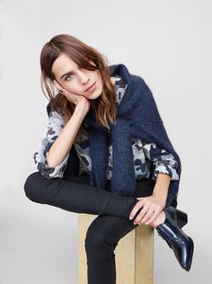How to revitalize your wardrobe for fall? See Alexa Chung Daily 's favorite pieces from our fall collection.