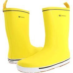 Tretorn Skerry Rubber Rain Boot $65 sizes:  4 to 11 / color: yellow, black grey, light blue, lime, navy, ocean depths, olive, persian red