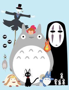Miyazaki <3