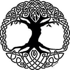 #lifetree #tree of #life #pagan
