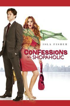 Confessions of a Shopaholic Movie Poster - Isla Fisher, Hugh Dancy, Joan Cusack  #MoviePoster, #Comedy, #Hogan, #HughDancy, #IslaFisher, #JoanCusack