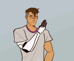 I didn't know I needed this until now!! (Voltron/Danny Phantom crossover)