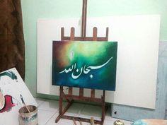 kaligrafi kontemporer