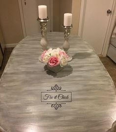 Learn how to turn your table into a farm table using just one material Cottage Furniture, Farmhouse Furniture, Farmhouse Decor, Farmhouse Table, Rustic Table, Farm House Dinning Table, Dining Room, Farm Tables, Wood Tables