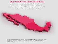 ¿Por qué Visual Shop en México?