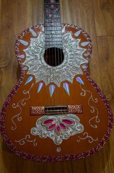 Morning Blooms Celestial Guitar String Bracelet