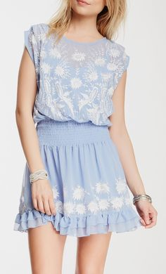A little longer and it'd be awesome - Garden Bloom Dress