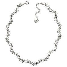 Swarovski Fidelity Collar - The necklace my mom bought me to wear on my wedding day. Love it <3