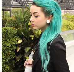 Colored hair <33