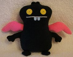 Uglydoll Handmade David Horvath and Sun Min - Little Cookie Dream Babo by jcwage, via Flickr