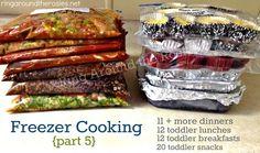 Freezer crockpot cooking great-ideas-organized