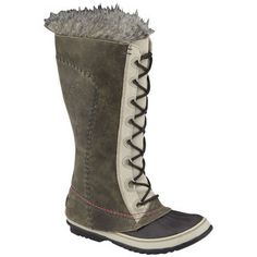 Special Offers Available Click Image Above: Sorel Women's Cate The Great Deco Snow Boots Sorel Boots Womens, Hot Shoes, Winter Shoes, Snow Boots, Combat Boots, My Style, Leather, Stuff To Buy