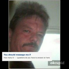 Really Funny OkCupid Dating Profile Fail!