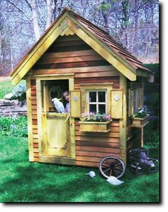 Kids Cottages- Custom made Playhouses