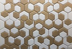 Декоры от Cottoveneto - шестиугольники