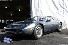 1973 Maserati Bora | Conceptcarz.com