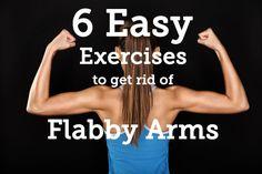 6 ways flabby arms