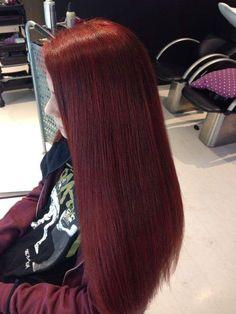 #RedHair #Long #Hair
