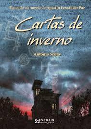 Cartas de inverno, adaptación ao cómic da novela de Agustín Fernández Paz por Antonio Seijo