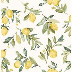 Limon Fruit Yellow - Yellow Double Roll