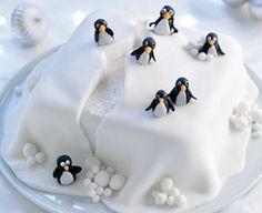 Asda Recipes: Playful Penguins. SO CUTE!!