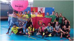 2ª Jornada del triangular de kin-ball de Castilla y León http://www.revcyl.com/web/index.php/deportes/item/9226-2-jornada-del-triangu