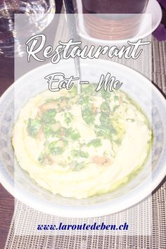 Eat-Me, un restaurant original qui vous invite au voyage Mets, Places To Eat, Camembert Cheese, Lausanne, Invitations, Plates, The Originals, Tableware, Switzerland