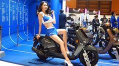 ---Do NOT ReUpload!--- 2016 서울모터사이클쇼 0401 2016 Seoul Motorcycle Show 2016 ソウルモーターサイクルショー model : 은빈(Eun Been)
