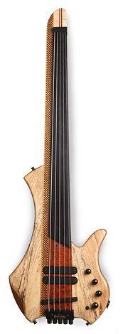 Warp Art by BassLine & Delta Guitars