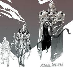 ArtStation - Sketches.., Adam Lee