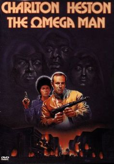 The Omega Man - pretty much the same as I Am Legend with Will Smith this movie captured my imagination at a young age. Also of note, The Last Man on Earth with Vincent Price had the same plot.