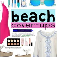 How To Wear Beach Cover Ups Outfit Idea 2017 - Fashion Trends Ready To Wear For Plus Size, Curvy Women Over 20, 30, 40, 50