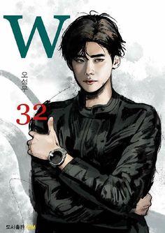 Kang Chul W the two worlds Lee Jong Suk, Jung Suk, Lee Jung, W Two Worlds Wallpaper, World Wallpaper, Suwon, Kdrama W, Kpop, W Korean Drama