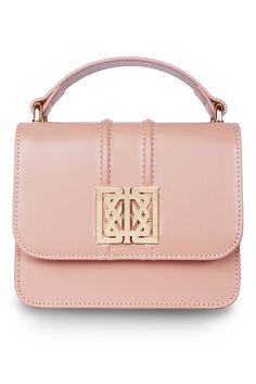 317e537244a Pedraza London bag pink Mini Purse, Pink Handbags, Leather Purses, Leather  Handbags,